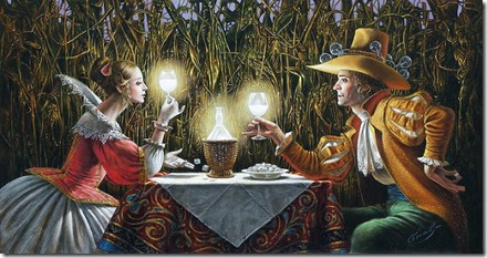 Michael Cheval 40