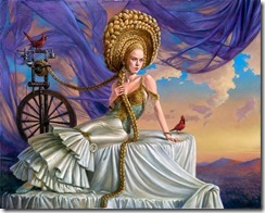 Michael Cheval 45